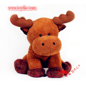 Plush Holiday Toy Deer Toy pictures & photos