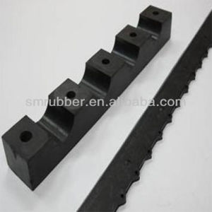 Custom Anti Vibration Damper Rubber Pad pictures & photos