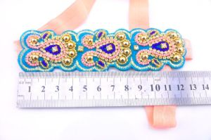 Restoring Ancient Ways of Handmade Beaded Rhinestone Hair Band Queen National Headband Bohemia Hair Accessorie pictures & photos