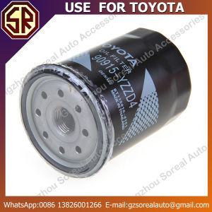 High Quality Car Parts Oil Filter for Toyota 90915-Yzzd4 pictures & photos
