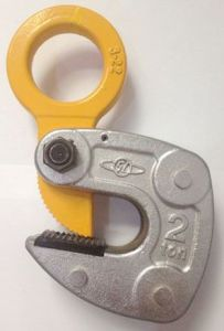 Forged Steel Plate Lifting Clamps, LC Type