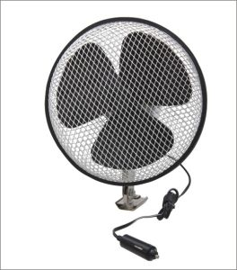 8 Inch Oscillating Full Safety Mesh Car Fan pictures & photos