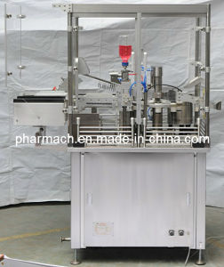Gpz 30-1n Prefillable Syringes Vacuum Full-Automatic Filling & Stoppering Machine pictures & photos