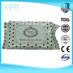 2016 New Pack Promotional Disposable Make up Remover Wipe pictures & photos
