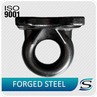Hot Closed Die Steel Mould Forging pictures & photos