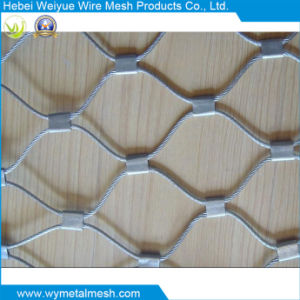 Stainless Steel Wire Rope Net for Fence pictures & photos