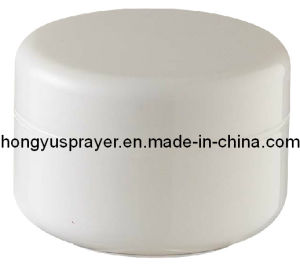 Cosmetic Metal Plastic Jar pictures & photos