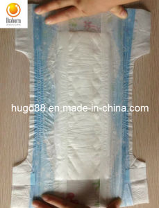 Untra Thin Cotton Disposable Baby Diapers pictures & photos