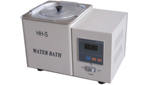 Digital Thermostatic Two-Chamber Water Bath pictures & photos