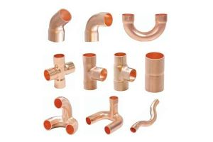 Copper Pipe Fittings, Copper Pipe Tees, Copper Tee pictures & photos
