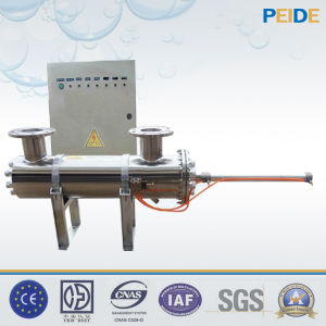 99percent Sterilization 200m3/H Wastewater Disinfection Sterilizing Equipment pictures & photos