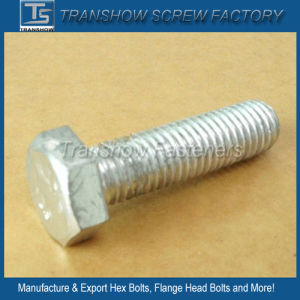 Alloy Steel High Strength Grade 12.9 Hex Bolts (M12*45) pictures & photos