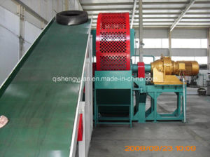 Trade Assurance Tire Shredder Machine/Tire Recycling Machinery pictures & photos