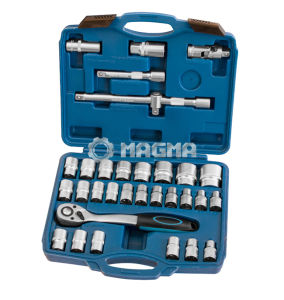 "32 PC 1/2"" Drive Socket Sets (MG10032) pictures & photos"
