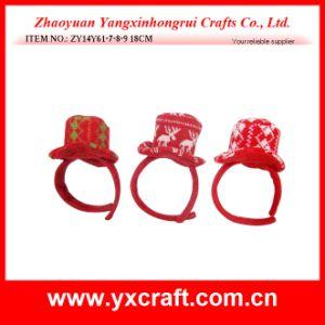 Christmas Decoration (ZY16Y179-1-2-3 27CM) Bulk Christmas Headband Direct Sale pictures & photos