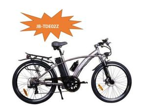 Lithium Ion Eelctric Bicycle with Brushless Motor Controler (JB-TDE02Z) pictures & photos