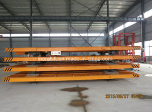 Workshop Transfer Cart for Materials Handling pictures & photos