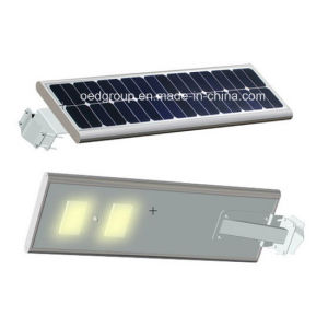All in One Energy Saving Solar 20W LED Street/Garden Light /45 pictures & photos