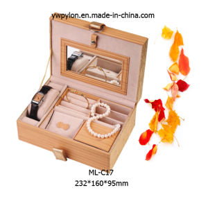 2015 High-End Wooden Jewelry Box (ML-C17)