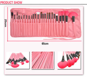 Original Make-up for You Professional 24PCS Makeup Brush Set Kit Makeup Brushes & Tools Make up Brushes Set Case pictures & photos