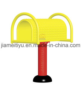 Zijincheng Red & Yellow Outdoor Fitness Equipment Back Arch pictures & photos