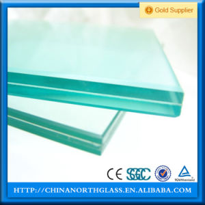 12.38mm Laminated Glass with Clear PVB Interlayer pictures & photos