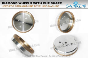 Diamond Wheel with Cup Shape pictures & photos