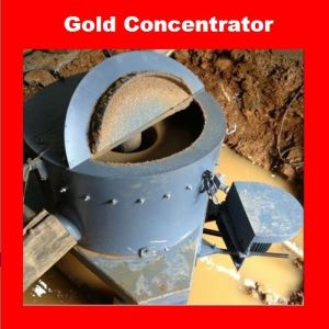 Mineral Recovery Concentrator (STLB-60) for Gold Tailing Recovery pictures & photos