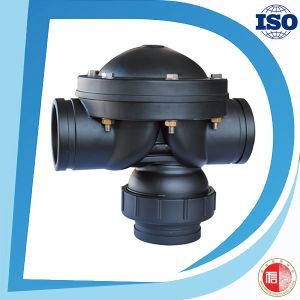 Slow Openings Sustaining Equalizing 2 Inch Shut Valve pictures & photos