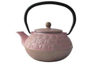 0.9L Flower Cast Iron Teapot (CL1D-CCS102) pictures & photos