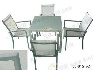 Textilene Mesh Fabric, Outdoor Furniture (JJ-615TC) pictures & photos
