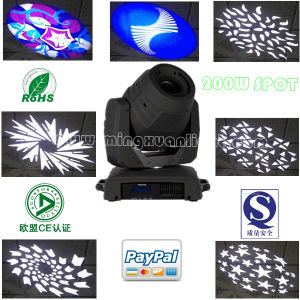 40% Discount for 200W Spot LED Moving Head (YS-223A) pictures & photos