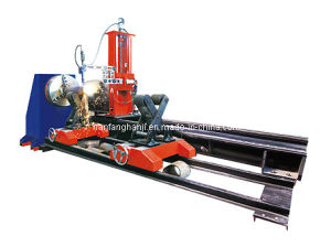 CNC4 Series Pipe Flame and Plasma Cutting Machine