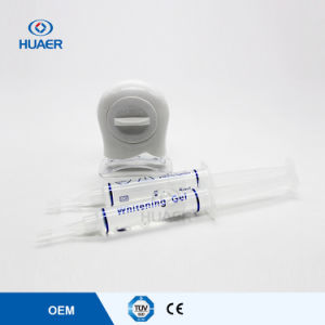 Ce & FDA Approved Wholesale Carbamide/Hydrogen/Non Peroxide Teeth Whitening Gel pictures & photos