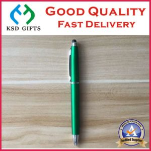 Best Promotion Items, Transparent Needle Tubing Logo Pens pictures & photos