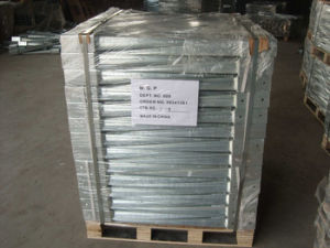Galvanized Pole Anchors for Europe pictures & photos