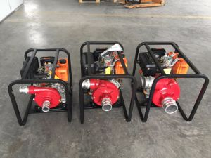 4 Inch Cast Iron Diesel High Lift Water Pump / Centrifugal Water Pump Fshwp40d pictures & photos