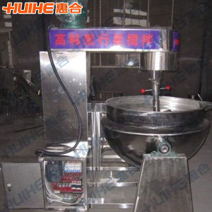 Stainless Steel Planetary Mixing Kettle for Bean pictures & photos
