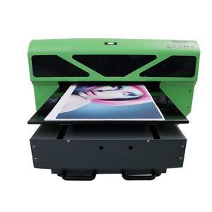 Ce and SGS Approved A2 Size Desktop LED UV Printer Wer-D4880UV pictures & photos
