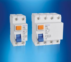 Sontune Adjustable RCBO 2 Pole 4pole Earth Leakage Circuit Breaker NFC61450 NFC62411 IEC60947.2 pictures & photos
