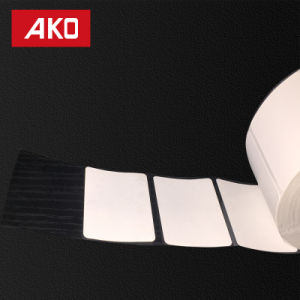 Custom Size Pet Liner Self Adhesive Sticker Rolls Suitable for Shop Label pictures & photos