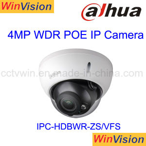 Dahua 4MP Full HD IR Poe Outdoor Dome IP Security CCTV Camera Ipc-Hdbw2421r-Zs/Vfs pictures & photos