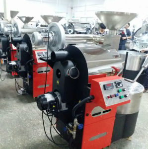 6kg Commercial Coffee Roasters/6kg Commercial Coffee Roasting Equipment pictures & photos