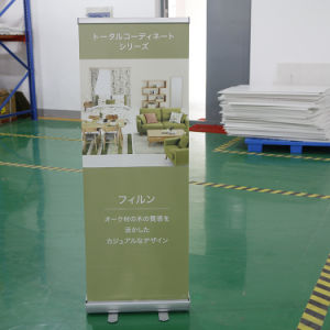 Hot Sale Roll up Stand Display Stand pictures & photos