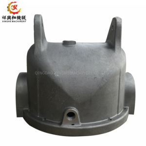 Aluminum Reducer Cap Die Casting Housing Parts pictures & photos