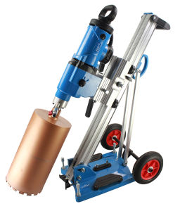 DBC-33 400mm cutting diameter diamond core drill motor for construction pictures & photos