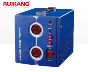 Relay Control Home Automatic Voltage Stabilizer pictures & photos