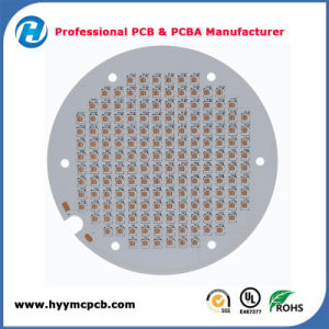 1.0mm/1.2mm/1.6mm Thickness Round Aluminum LED PCB pictures & photos