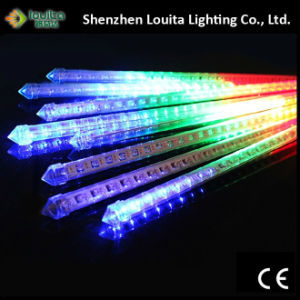 Christmas Tree Light Decoration Color Changing RGB LED Meteor Light pictures & photos