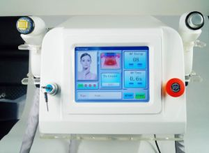 Fractional RF and Cooling Therapy Skin Care Machine pictures & photos